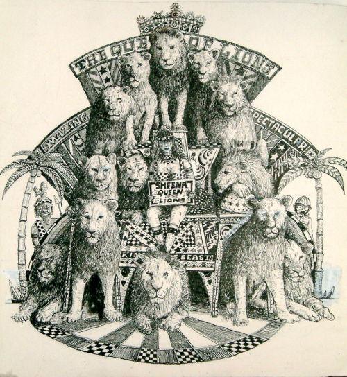 Sheena Queen of the Lions
