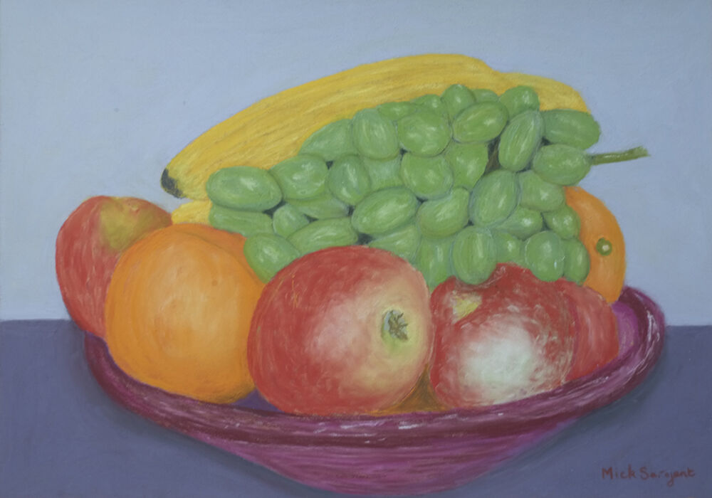 Shallow Fruit Bowl