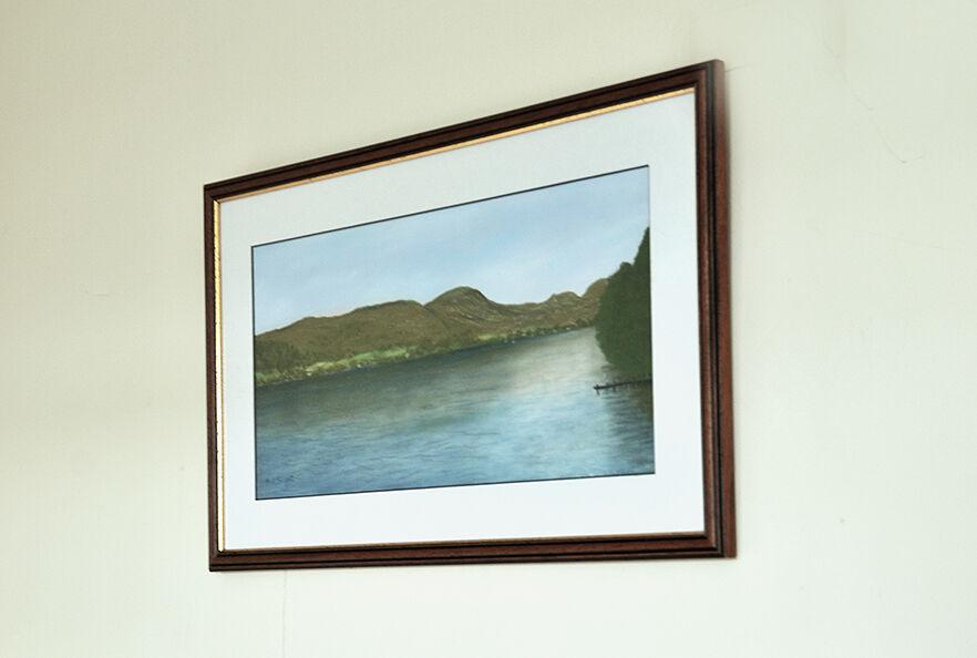 Ullswater...Framed