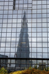 Reflections of The Shard