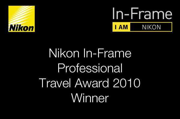 The Tired Pilgrim Winner of the Nikon Professional In-Frame Travel Award 2010