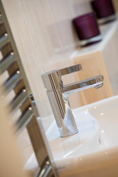 Bathroom Detail<br>Bryant Homes