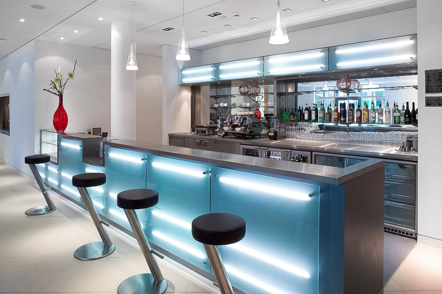 The Nucleus Bar<br>Chesterford Research Park