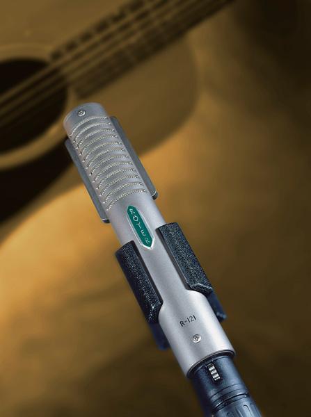 Royer Microphone<br> Sound on Sound Magazine.
