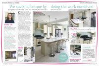 New Kitchen FeatureYour Home Magazine