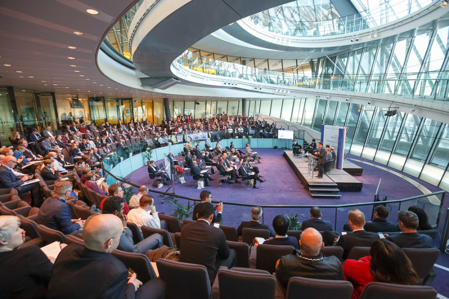 Zero Emmisions Conference<br>City Hall<br>London