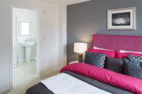 BedroomBovis HomesHorley