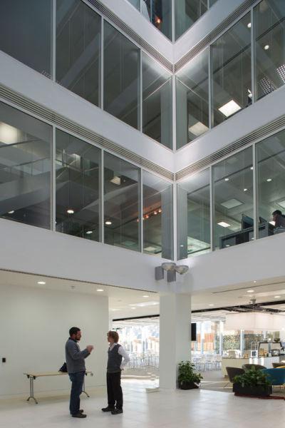Microsoft Research Centre<br>Cambridge<br>Brookgate cb1