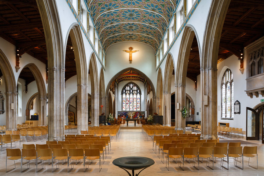 Chelmsford Cathedral<br>Purcell Architects