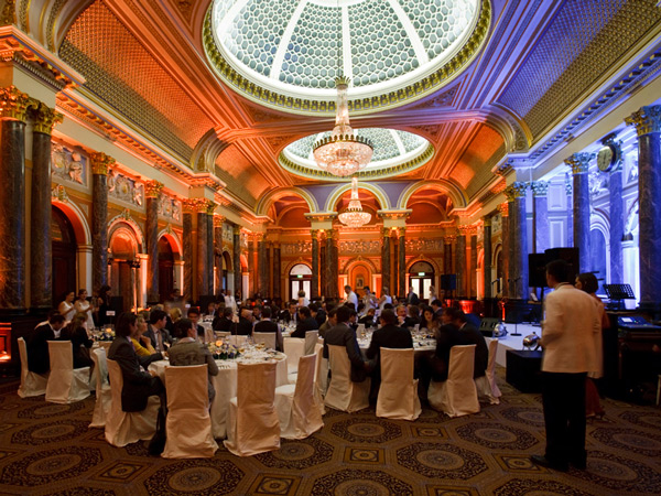 Corporate Event<br>Gibson Hall<br>London