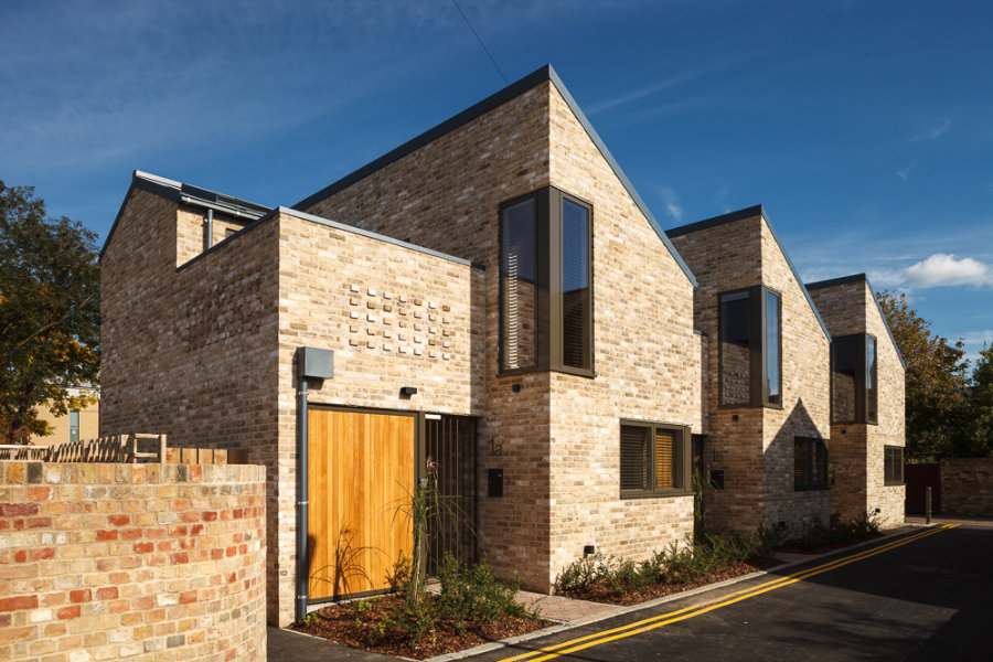 Eden Street Backway<br>Cambridge<br>DPA Architects