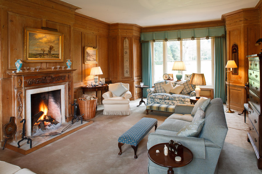 Drawing Room<br> Lt Hallingbury