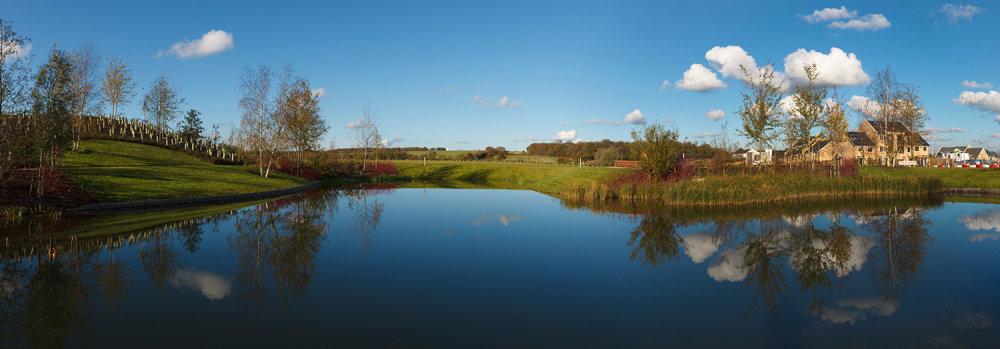 Haverhill Research Park<br>Landscape<br>Suffolk