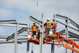 Steelworks Construction SiteCambridge