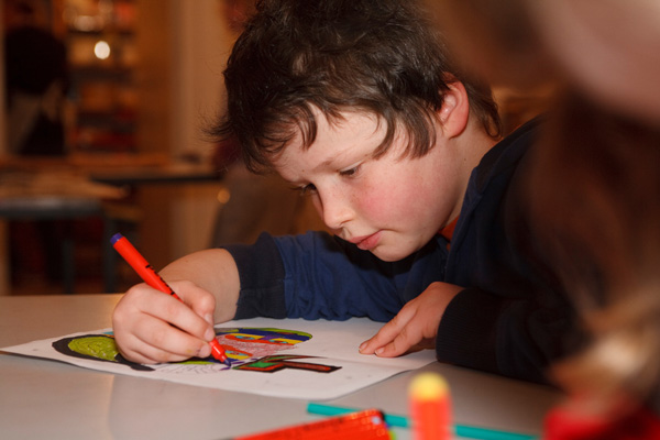 Children's Art Workshop<br>Kettle's Yard Gallery