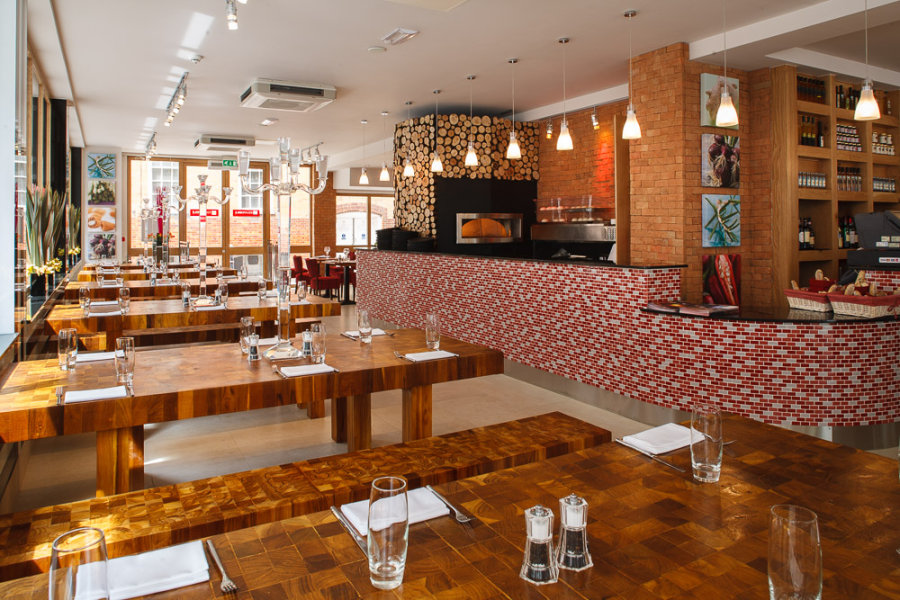 Restaurant<br>Hotel Indigo<br>London