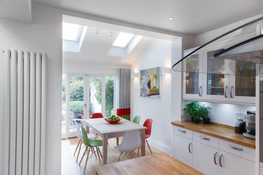 Kitchen Extension<br>Julie Maclean<br>Interior Design
