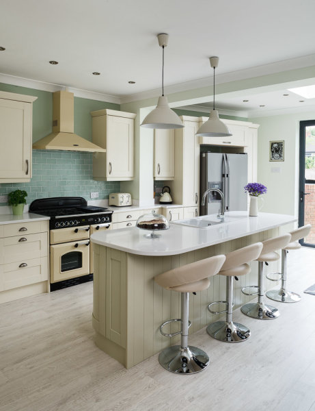 New Kitchen<br>Your Home Magazine