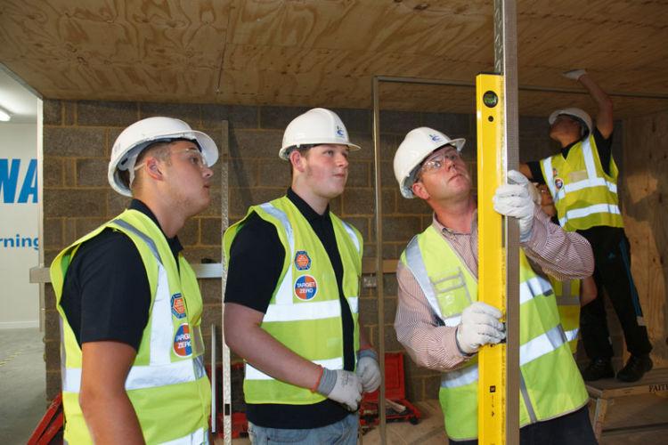 Knauf Carillion Trainees<br>Knauf Drywall<br>Sittingbourne