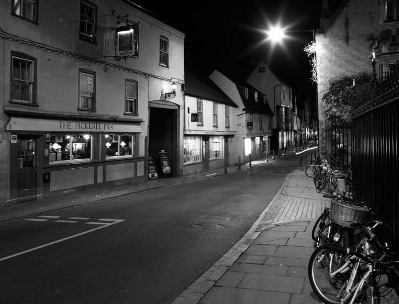 The Pickerel<br>Magdalene Street