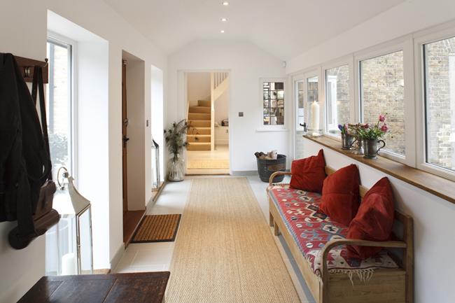 Hallway<br>Julie Maclean Interior Design