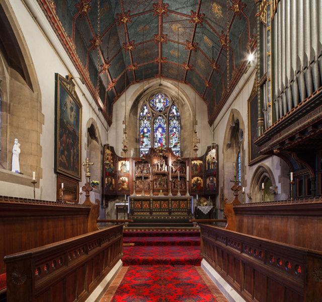 St Mary The Virgin Church<br> Radwinter<br>Kay Pilsbury Thomas Architects