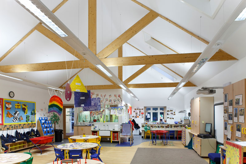 St Paul's Primary School<br>Whitchapel<br>Wilby & Burnett