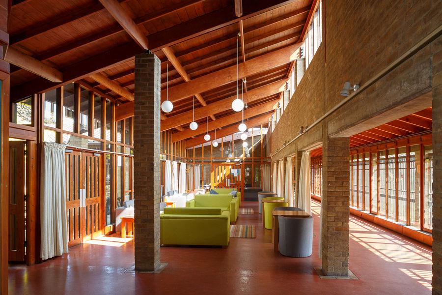 savills,wolfson college interior cambridge
