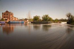 River Soar - Sileby Mill 01