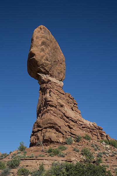 arches nat park balanced rock