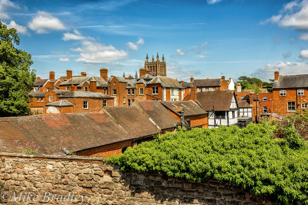 Hereford Old Town