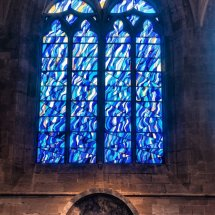 SAS Memorial window