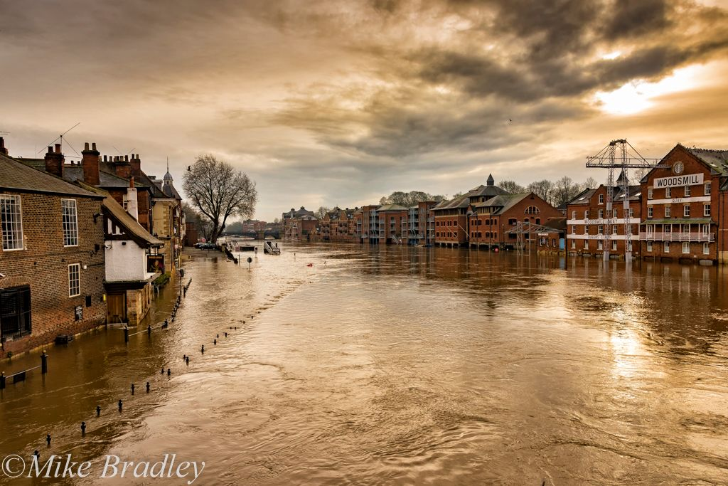 York Flood