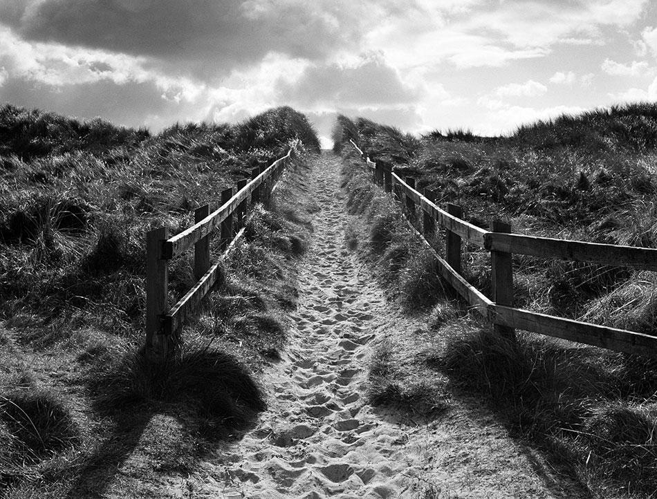 Owenahincha pathway, West Cork
