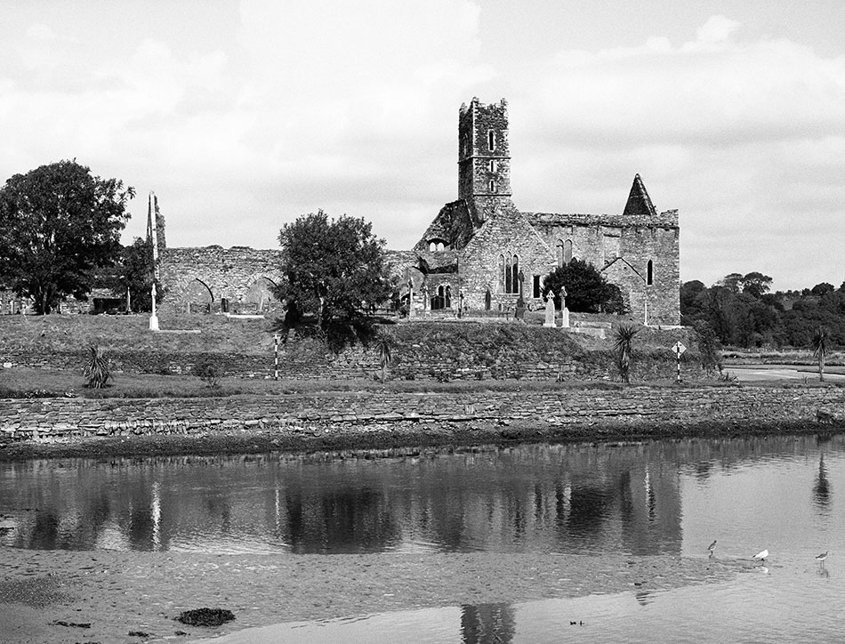 Timoleague Abbey, West Cork