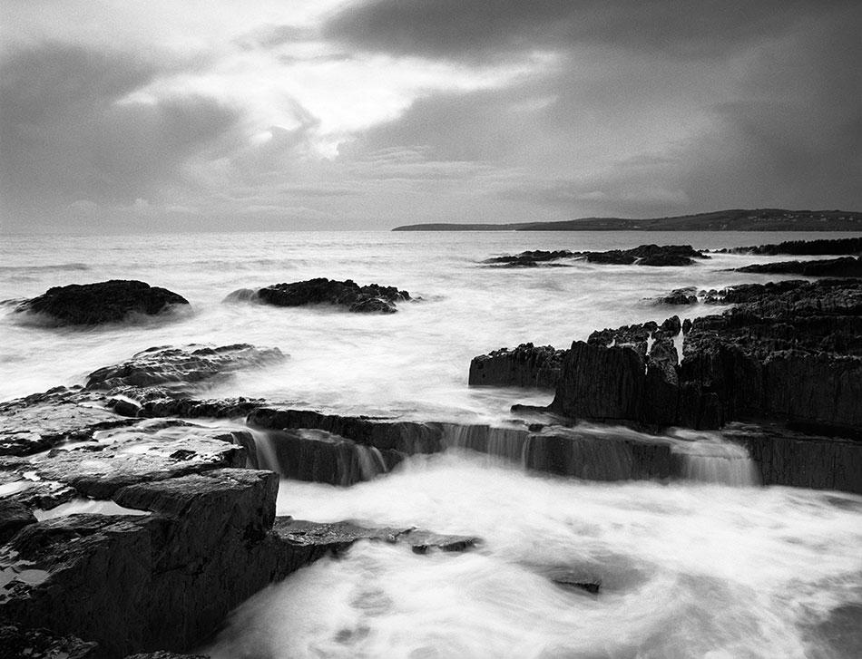 Clonakilty bay storm, West Cork