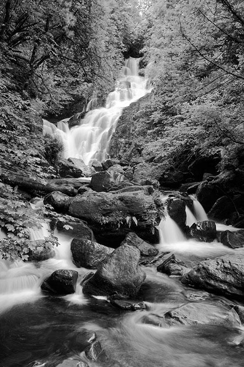 Torc Waterfall, Killarney, Co Kerry