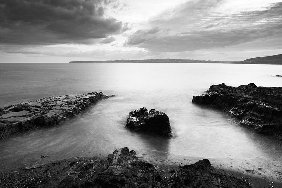 Evening at Ballinglanna, Clonkilaty bay, West Cork