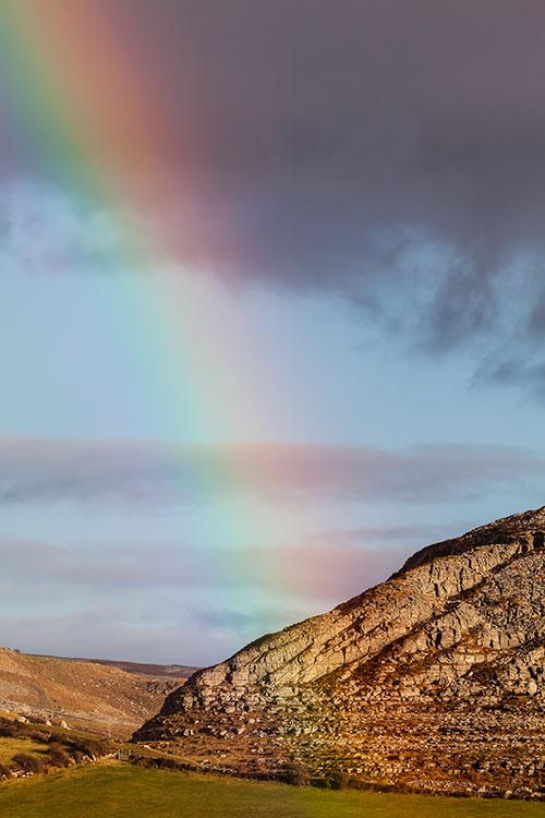 Burren Rainbow, Co Clare