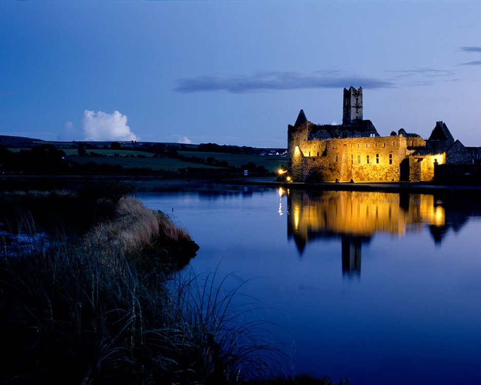 Timoleague Abbey, West Cork - Evening 2