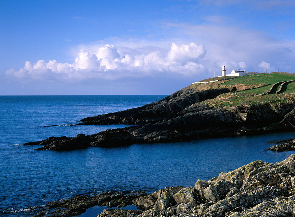 Galley head lighthouse, West Cork - morning