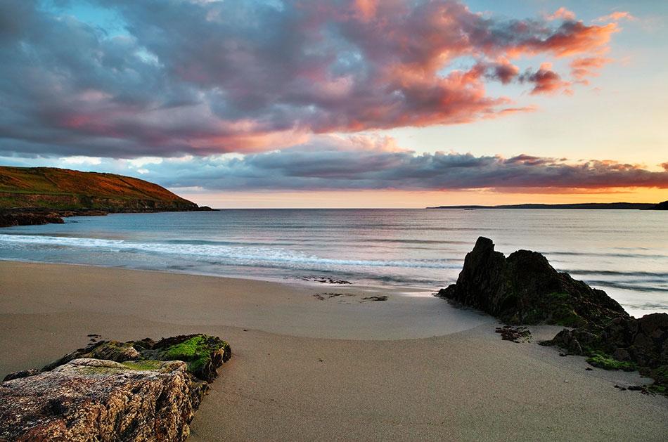 Dunworley sunset, West Cork
