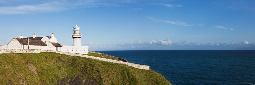 Galley Head lighthouse panoramic, West Cork
