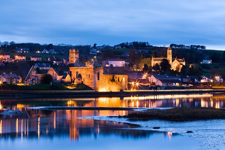 Timoleague evening, West Cork