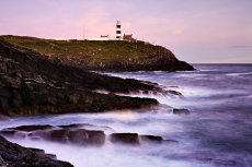 Sunset at the Old Head of Kinsale, County Cork