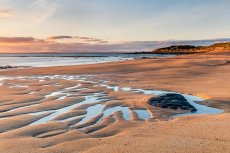 Fanore beach evening, Co Clare