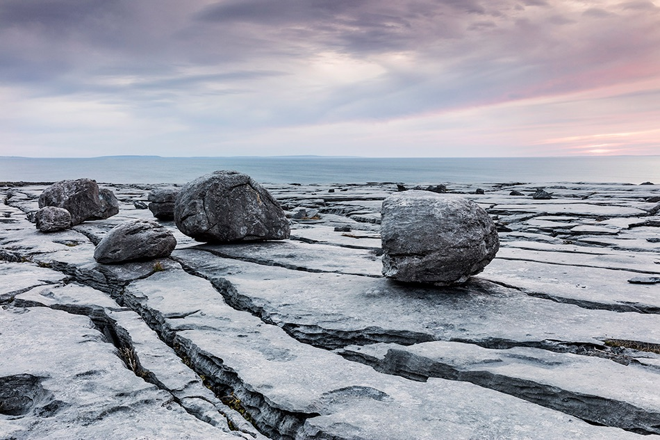 Burren coastline, Co Clare