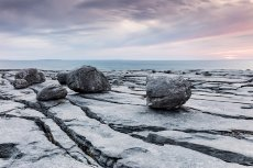 Burren coastline, Co Clare