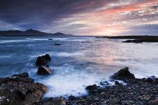 Sunset at Eyeries, West Cork