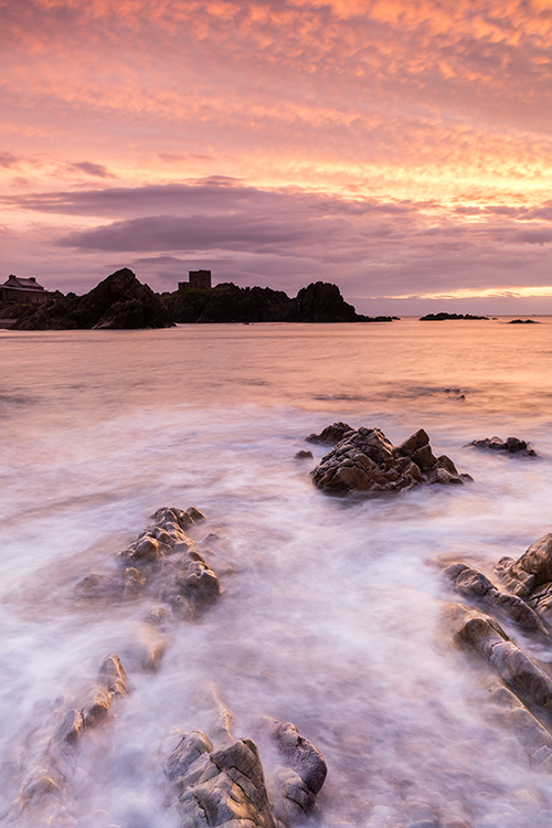 The Castles, Doagh island, Inishowen, Donegal